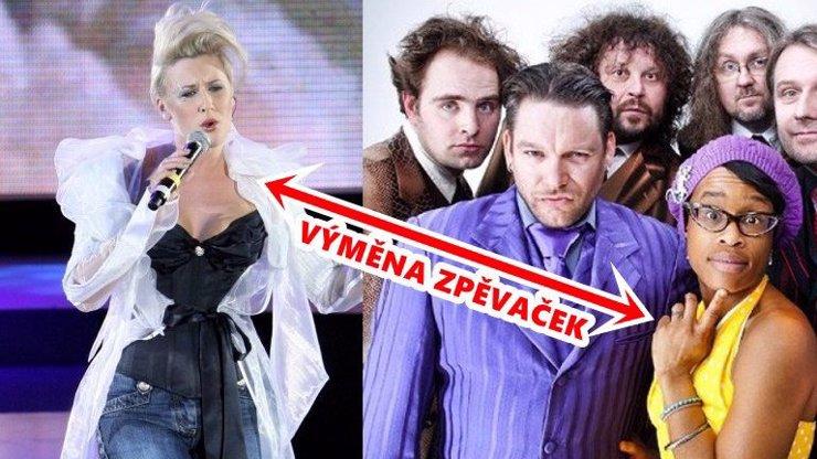 Výměna zpěvaček 2017! Tereza Černochová zanedlouho bude patřit jen Monkey Business!