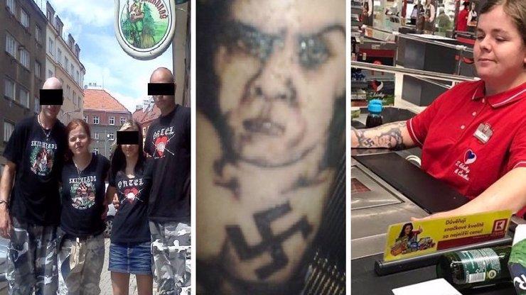 DŮKAZ MÍSTO SLIBŮ PŘIŠEL Z KAUFLANDU: Kapele Ortel fandí náckové, kteří obdivují Hitlera a rasismus