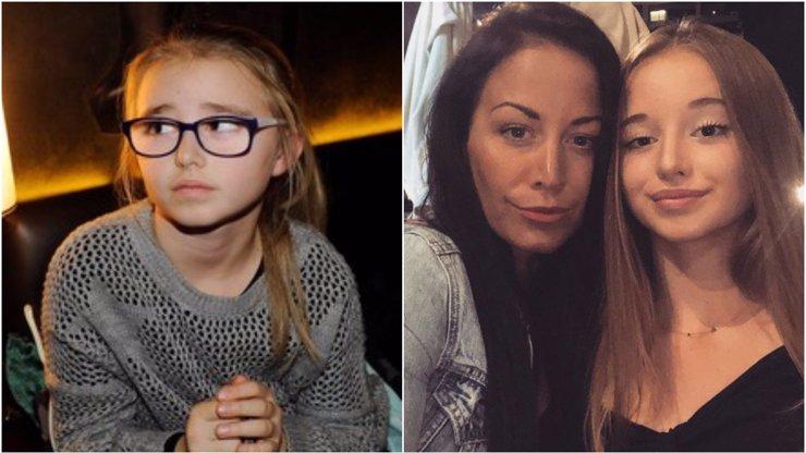 Agáta Prachařová má v sestře konkurenci: Malá Kordula Stropnická vyrostla do krásy