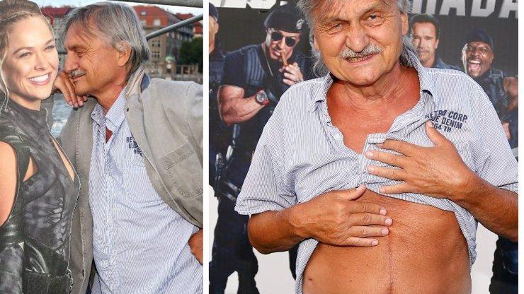 Premiéra filmu Expendables: Herec Pavel Soukup přežil, ale ukázal zjizvené tělo. Co se mu stalo?