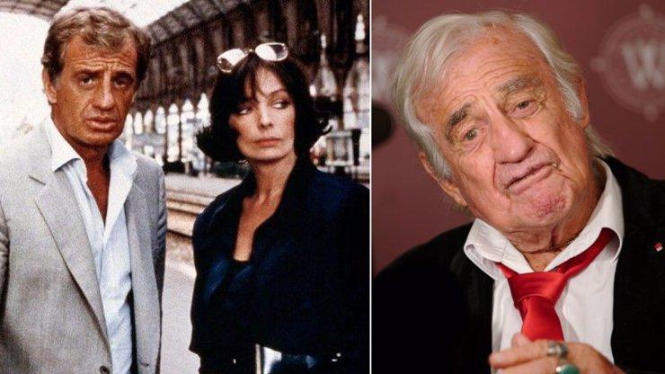 Belmondo v slzách: Zemřela mu filmová manželka, přátelé se obávají nejhoršího