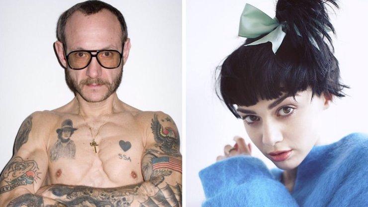 Je to úchyl: Nechutný fotograf Terry Richardson napsal modelce zprávu, kde ji vydíral sexem!