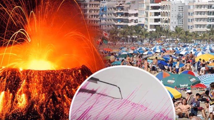 Na Kanárech se probudila časovaná bomba: Zemětřesení znervóznilo spoustu lidí