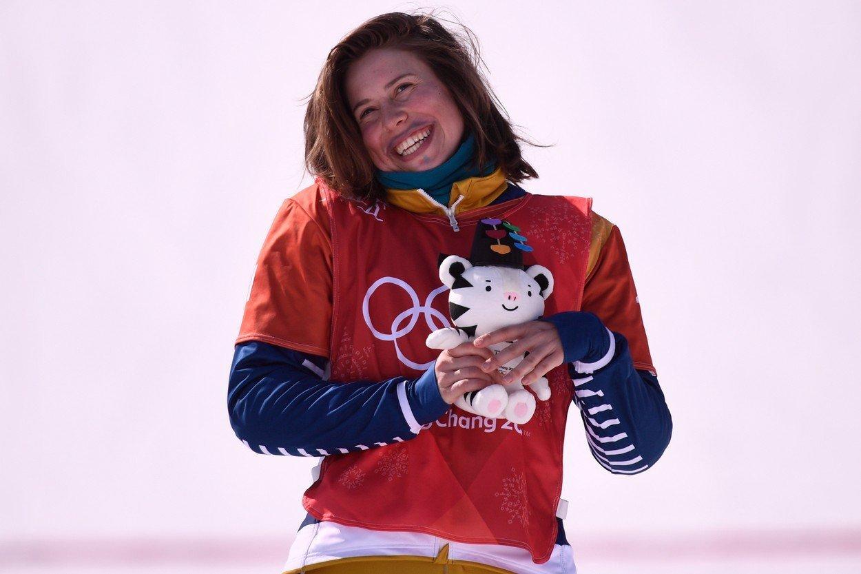 Období plné slz pro olympijskou vítězku Evu Samkovou: Po smrti otce přišla i o maminku