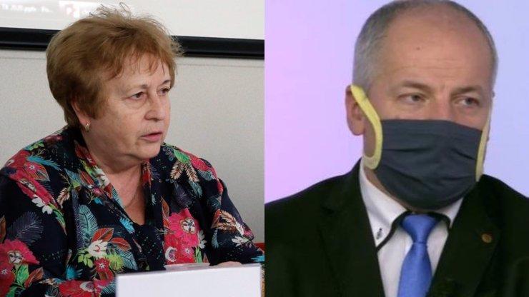 Hygienička Zdeňka Jágrová souhlasí s Prymulou: Promoření sníží riziko další vlny epidemie, tvrdí