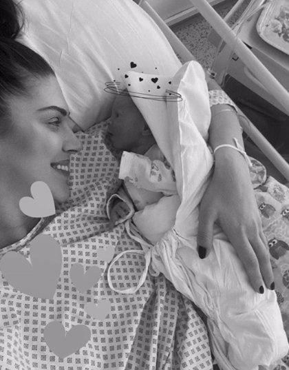 Aneta Vignerová se vrátila z porodnice: Se synkem si užívá chvíle domácího štěstí