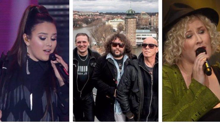 Ceny Anděl ovládla kapela J.A.R.: Některé obtloustlé zpěvačky zase nechtěla zabírat kamera