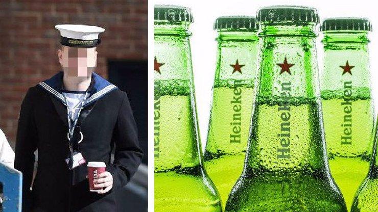 Jak vypadá vojna na moři? Nejprve mu znásilnili zadek lahvemi od piva a pak přišly na řadu nechutnosti s penisem!