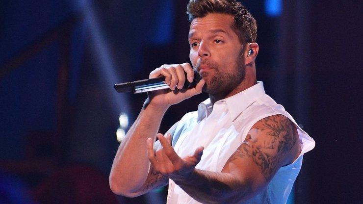 Ricky Martin: Šikanoval jsem v mládí gaye, přestože jsem věděl, že jsem jedním z nich