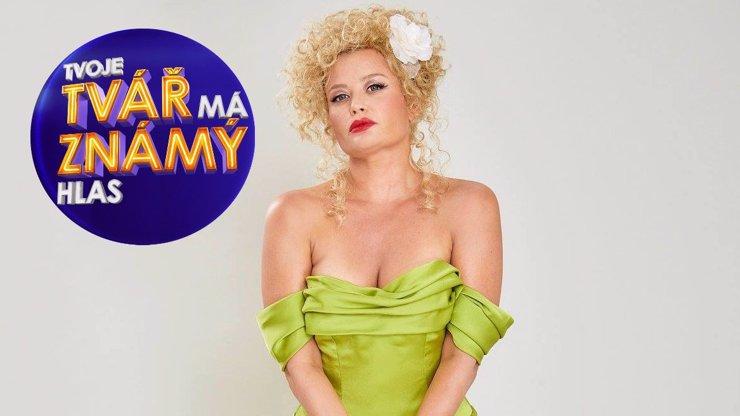 Diváci show Tvoje tvář má známý hlas si vybrali favorita: Erika Stárková je podle nich jasný vítěz