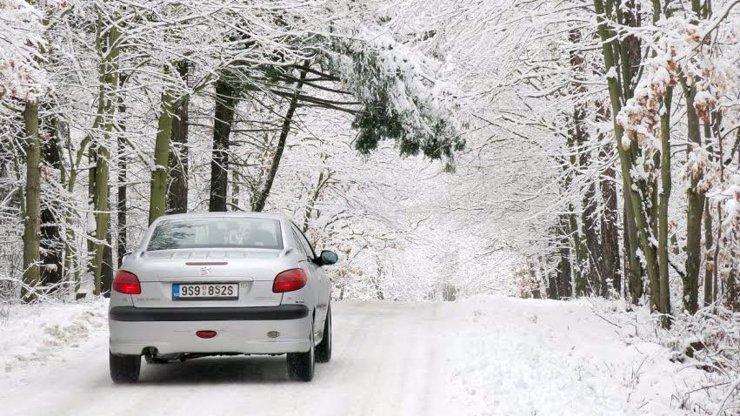 Týdenní předpověď počasí: Silné mrazy vystřídá obleva. Řidiči, pozor na ledovku!