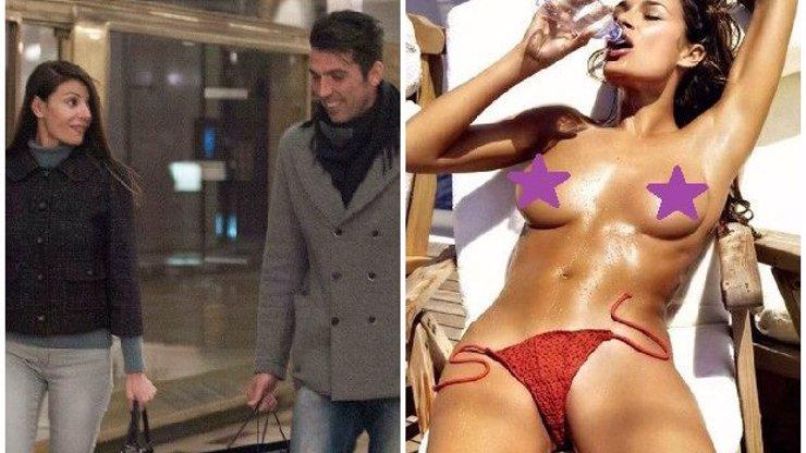 Proč dal Gigi Buffon kopačky své exmanželce Aleně? Jeho sousedi na něj prozradili pikantní tajemství!
