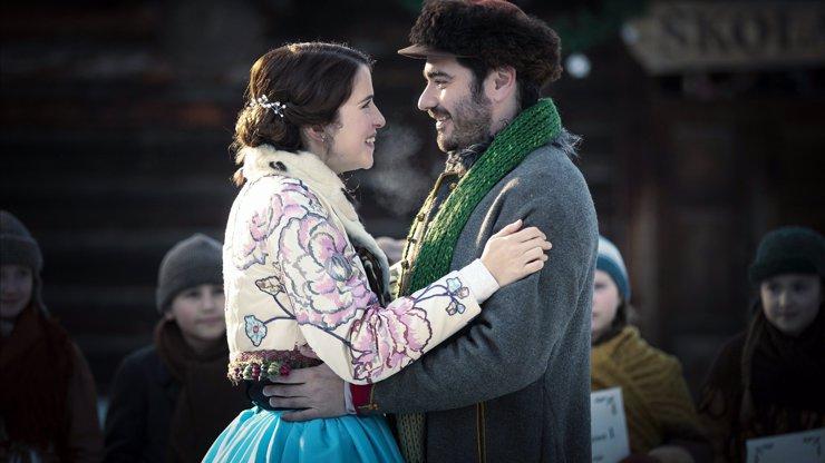 Nová štědrovečerní pohádka odtajněna: Ve filmu O vánoční hvězdě hraje princeznu Němka, Geislerová žárlivku