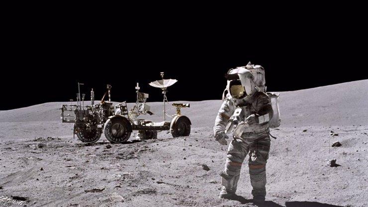 V neděli tomu bude již 50. let, kdy vstoupil Neil Armstrong na povrch Měsíce.
