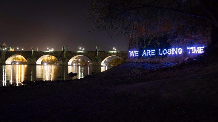 Praha jako místo pro život: Umělci vyzvali vedení metropole k boji proti změnám klimatu