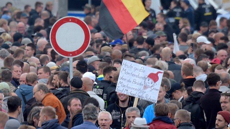 Už se ví, kdo vraždil v Chemnitzu: Iráčan s pestrou kriminální minulostí!
