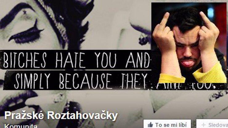 Frackovo okénko: Pražské roztahovačky jsou facebookový zločin, ale ofiko to nikdy nepřiznám!