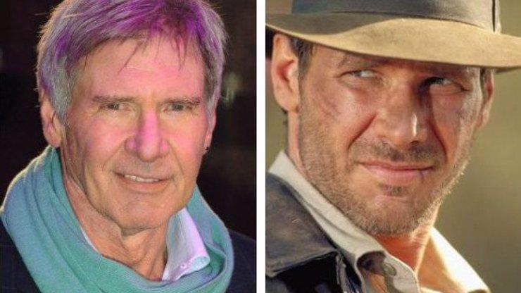 Harrison Ford se popáté vrátí na plátna jako Indiana Jones: V době natáčení mu bude 76 let!