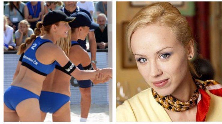 Skoro čtyřicítka Petra Hřebíčková má postavičku jako lusk: Film Přes prsty je důkaz