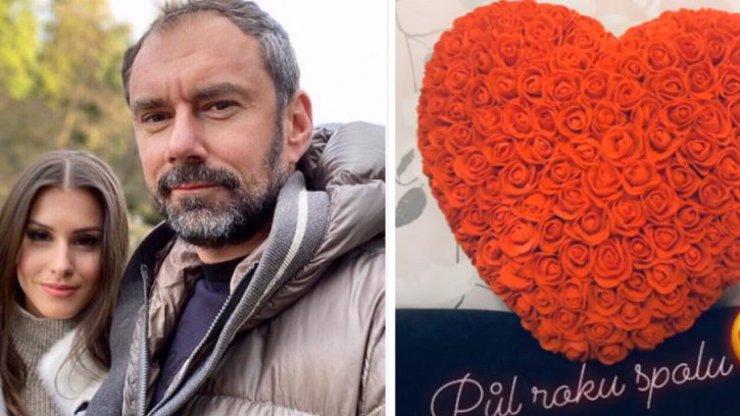 Láska jim kvete: Emanuele Ridi vyvedl krásnou přítelkyni, Hunčárová slaví s přítelem půl roku