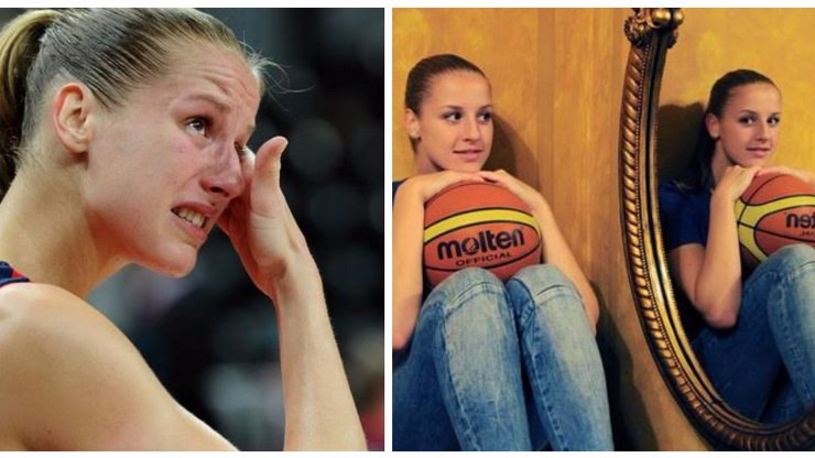 Basketbalistka Katka Elhotová si prošla peklem: Přítel ji zmlátil v osmém měsíci těhotenství