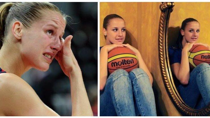 Půvabná basketbalová reprezentantka Elhotová promluvila o domácím násilí: Mlátil ji těhotnou!