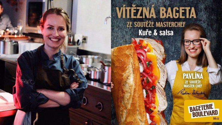 Z Bageterie Boulevard do originální restaurace: Pavlínka z MasterChefa si polepšila