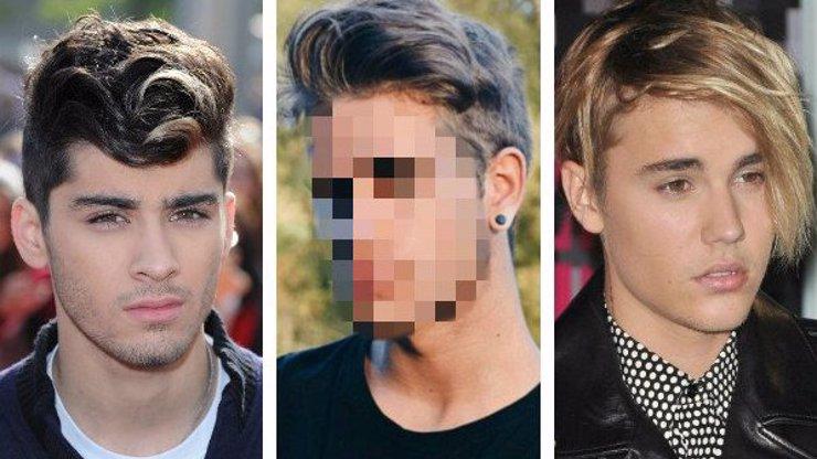 Modlitby fanynek vyslyšeny: Tenhle model je kombinací Justina Biebera a Zayna Malika z One Direction!