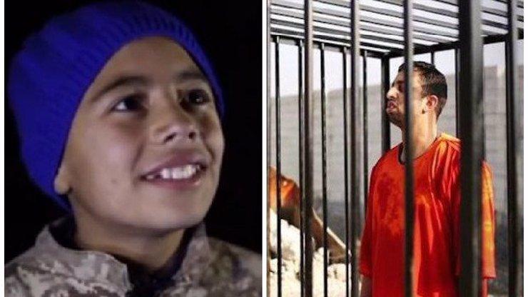 Bestiální video s upálením jordánského pilota pouštěli v Sýrii na velkých plátnech, čtěte šokující reakci DÍTĚTE