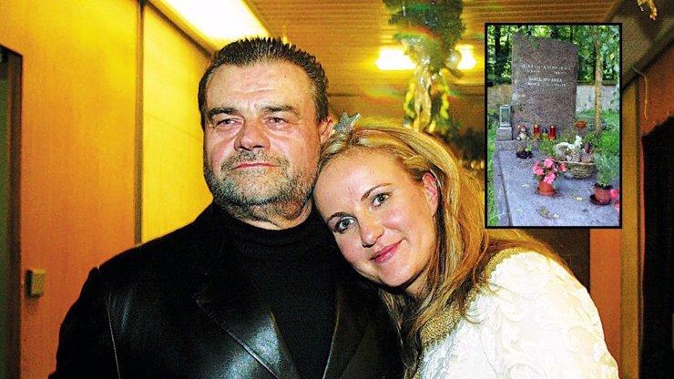 8 let od smrti Karla Svobody: Vendula mu na hrob nepřišla ani v den smutného výročí!