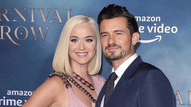 Katy Perry prozradila pikantní detaily o seznámení s Orlandem Bloomem a sdílela intimní společné chvíle