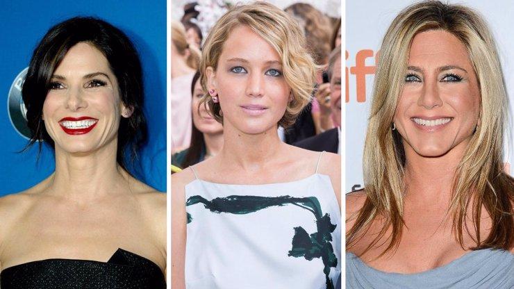 Nejlépe vydělávající herečky: Kdo se dostal do TOP 10 a na jaký si přijdou balík?