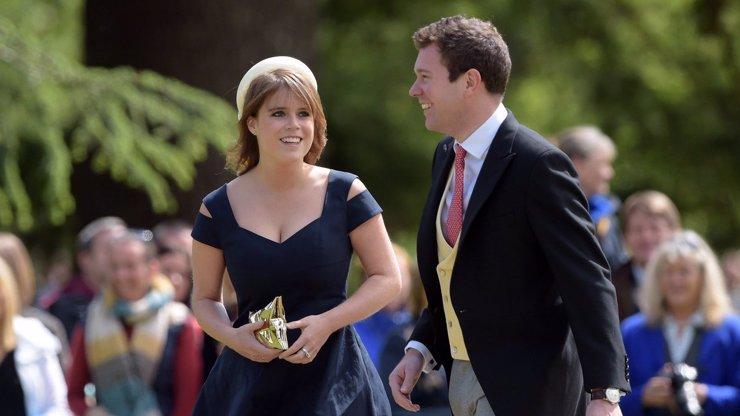 Princezna Eugenie ukázala synka: Chlapec dostal jméno po svém pradědečkovi