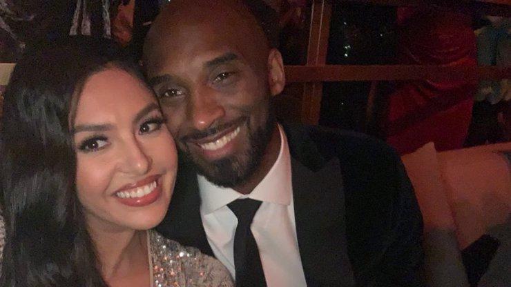 Poslední přání od manžela: Vanessa Bryant objevila vzkaz, který jí Kobe napsal před smrtí