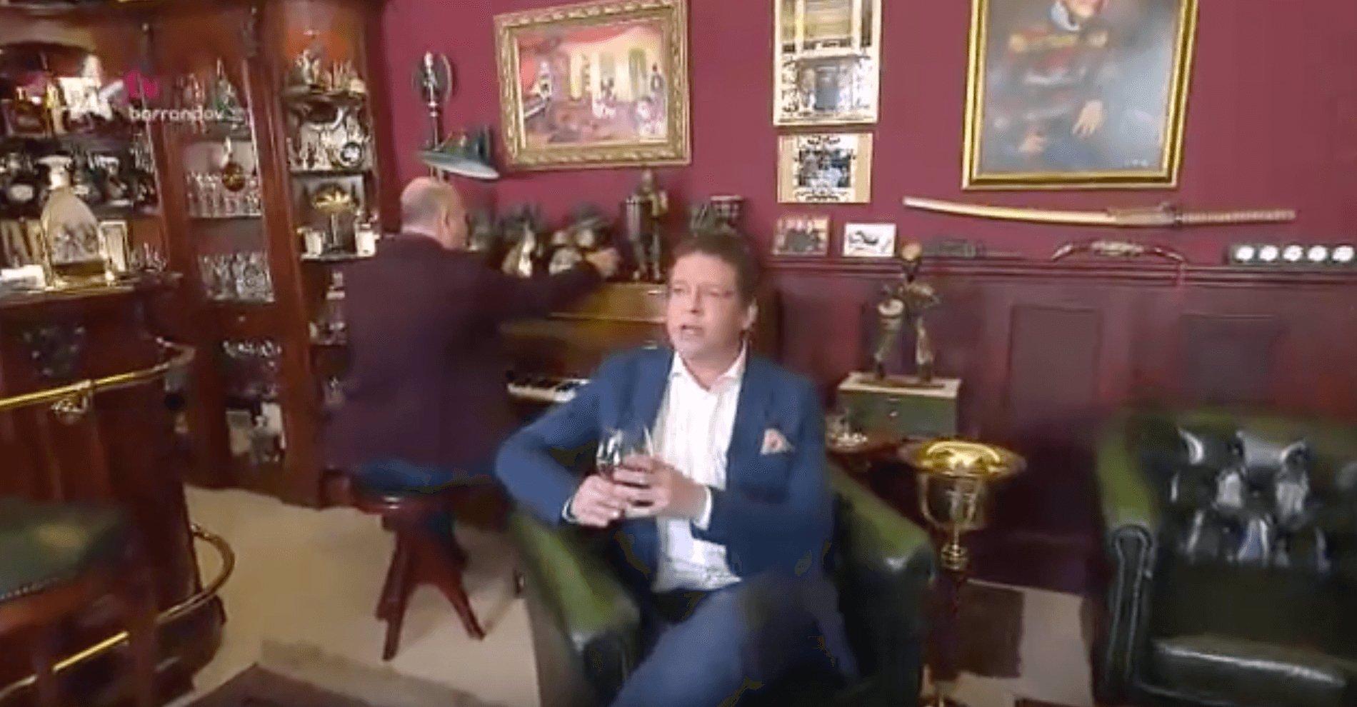 Tajný pánský pokoj Michala Davida a další přepych: Tahle bydlí legendární hitmaker