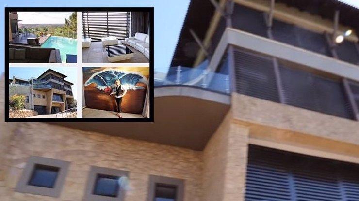 VIDEO: Jak si v JAR žil podnikatel Krejčíř? Pojďte se podívat do jeho luxusního paláce!
