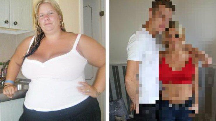 Žena zhubla přes 60 kilo a manžel ji začal nenávidět: Ona mu nakonec pořádně vytřela zrak!