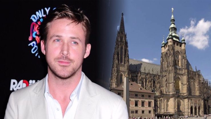 Fanynky šílí: Ryan Gosling míří se žhavým kolegou do Prahy točit nejdražší film Netflixu