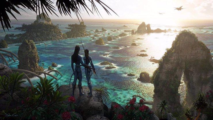 Avatar 2: Zajímavosti snímku Jamese Camerona, jenž zboří filmová plátna