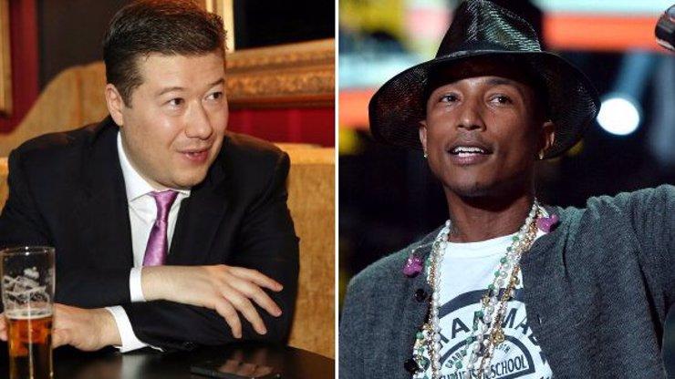 Chudák Pharrell Williams: Všichni chtějí světu dokazovat, jak umí být happy, ale Tomiova verze je lehce přes čáru!