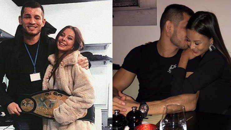 ROZTOMILÉ VZKAZY: Monika Bagárová a Makhmud Muradov si na Instagramu vyznali lásku!