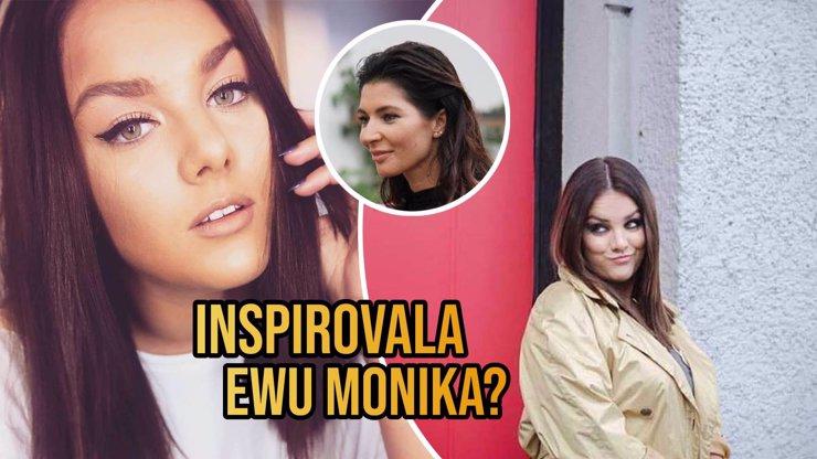 Ewa Farna to s retuší dost přepískla! Inspirovala se snad Monikou Marešovou?