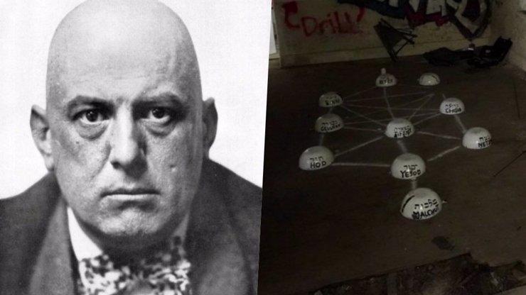 Děsivý domek Aleistera Crowleyho: Známý okultista v něm prováděl temné rituály