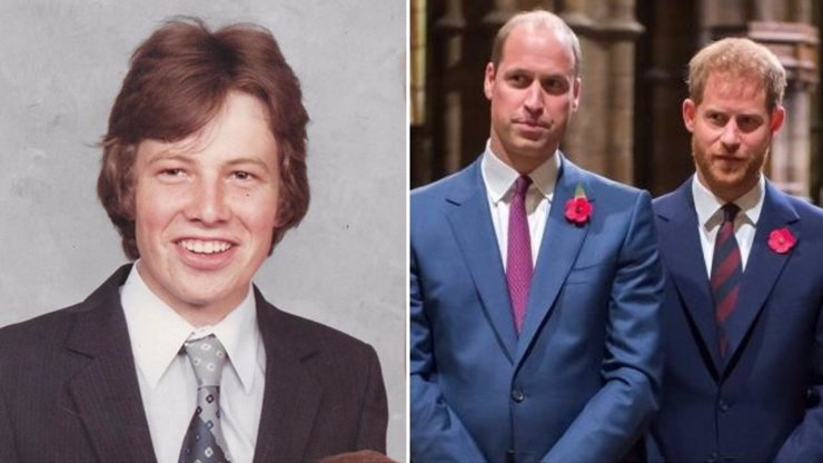 Utajený brácha princů Williama a Harryho: Tenhle muž tvrdí, že je Charlesův syn, a má na to důkazy!