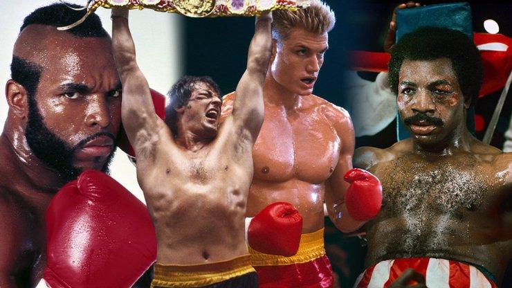 Filmový Rocky slaví 44 let: Jak se zub času podepsal na soupeřích italského hřebce?