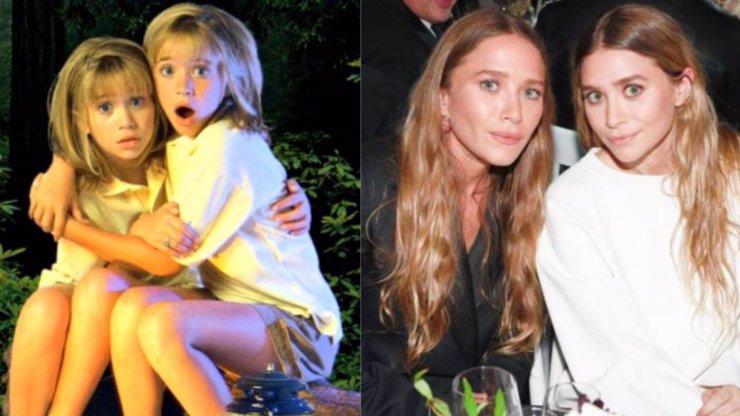 Strašlivá proměna Olsenek: Z Mary-Kate je královna plastik, Ashley zničila anorexie