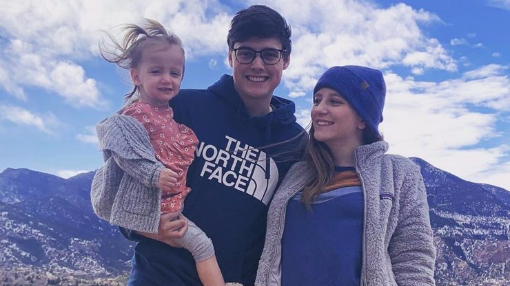 Slavný youtuber a otec od rodiny Landon Clifford zemřel v 19 letech: Byl to úžasný muž, říká zdrcená vdova