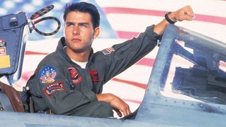 Tom Cruise znovu v roli Mavericka: Top Gun se po 33 letech dočká pokračování, trailer je hitem internetu