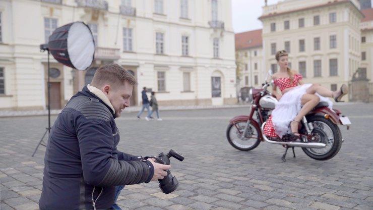 Parádní úspěch: České modelky a fotograf Matušinský se proslavili v Indii!