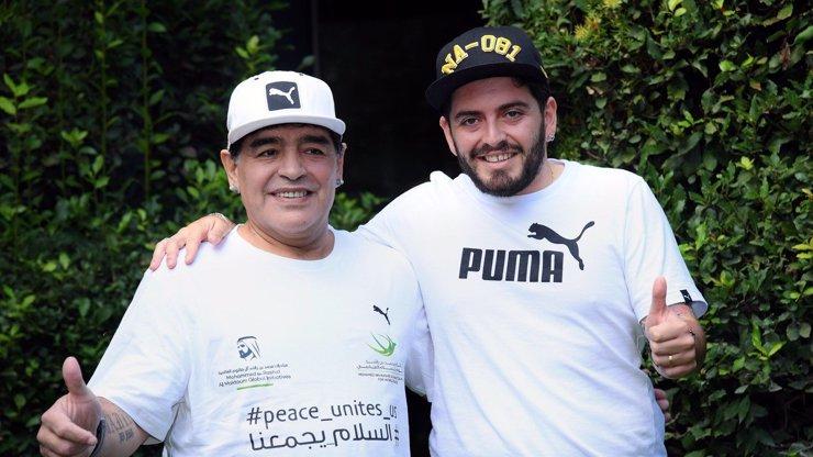 Maradona byl velký záletník: Aby přiznal nemanželské děti, ho přemlouval i papež